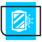 DezX Digital Ícone Espelho Interativo