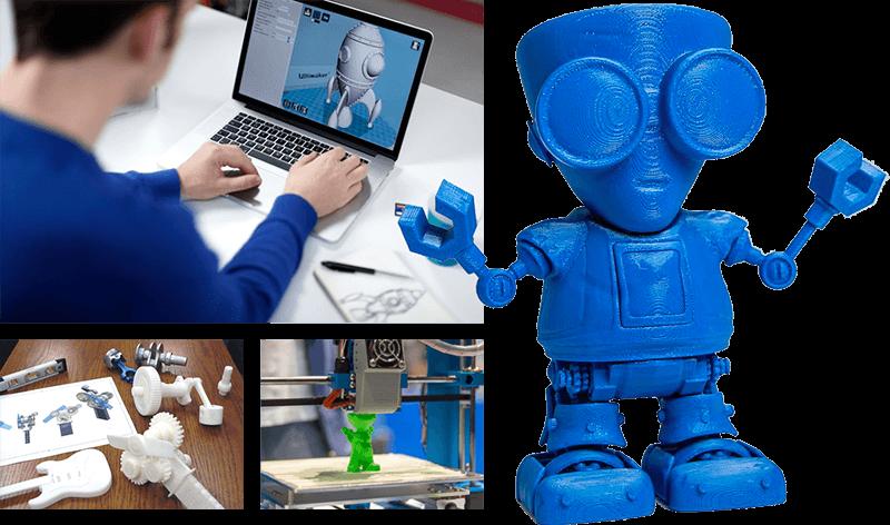 DezX Product Prototipagem 3D