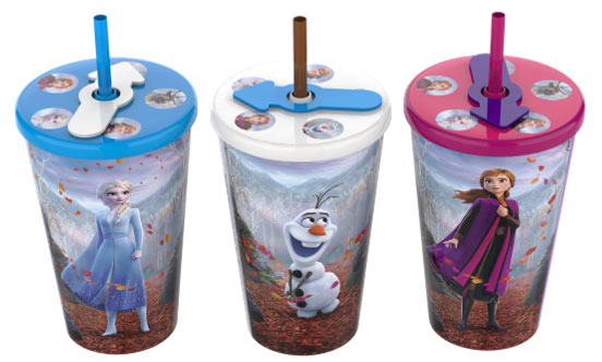 DezX Product Spin Cup Frozen2